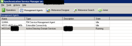 Synchronization Service for SharePoint 2010